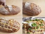 Най-вкусната рецепта с хляб и кашкавал