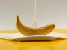 Отслабване с бананови кори