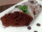 Лесен шоколадов кекс
