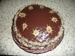 Торта с три вида мус