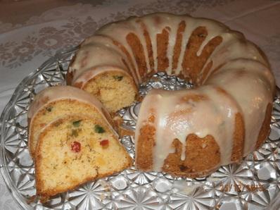 Джинджифилов кекс
