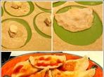 Пелмени с крема сирене