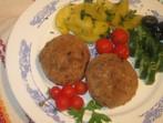 Зрази (пълнени кюфтета с лук и яйца)