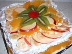 Лесна плодова торта