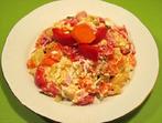 Зимна картофена салата