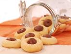 Бързи бисквити с фъстъчено масло