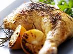 Бързо пиле с картофи