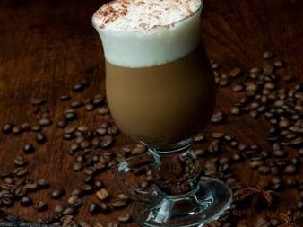 Ирландско кафе - уиски с екстри
