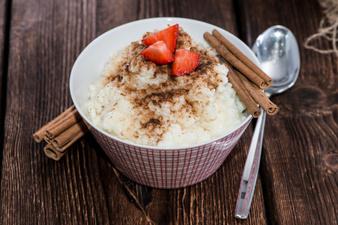 Мляко с ориз - световният десерт