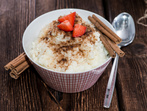 Пудинг с ориз