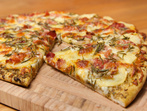 Пица с картофи