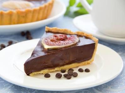 Шоколадов сладкиш със смокини