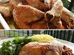 Печено пиле Левенги