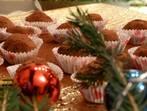Домашни шоколадови и кокосови трюфели