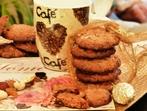 Бисквити с мюсли и орехи