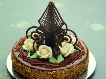 Направи си сам: Идейна шоколадова украса