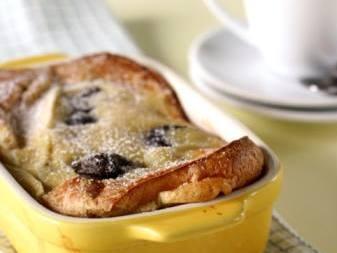 Фар Бретан - десерт с финес от Франция
