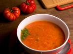 Супа от моркови и домати
