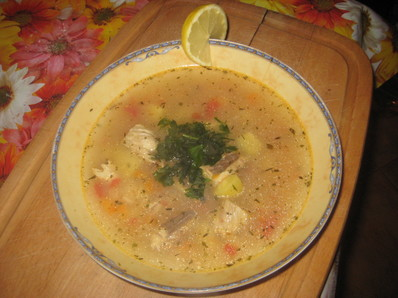 Рибена супа (Даниела)