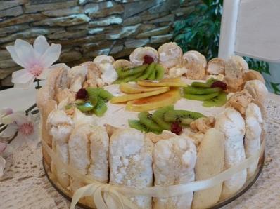 Торта, подарена с цялата ми любов!