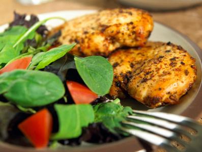 Пилешки гърди в сладък сос и шери
