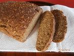 Хляб с ръжено брашно и киноа