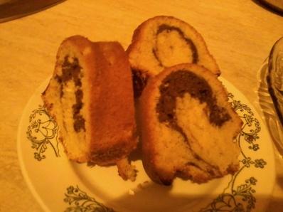 Кекс с кокосови стърготини (Галя)