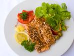 Филе от риба с бяло вино