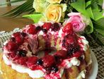 Сладкиш с горски плодове