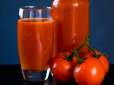 Сок от домати