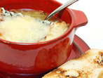 Френска лучена супа IV