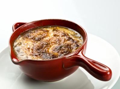 Френска лучена супа III