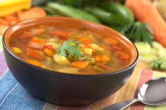 5 страни, 5 супи