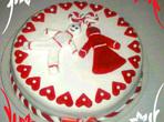 Торта - Мартеничка