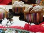 Кексчета със сладко от круши
