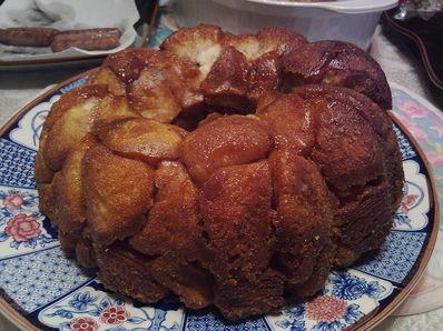 Традиционен маймунски хляб