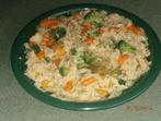 Ориз със зеленчуци (Люба)