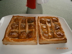 Тарта с готово бутер тесто