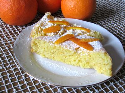 Пиян портокалов сладкиш