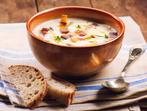 Супа с шунка и картофи