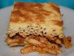 Пастицио - вкусни макарони на фурна от Гърция