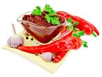 Хариса - тунизийски сос за любители на пикантното