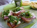 Сандвич с рукола