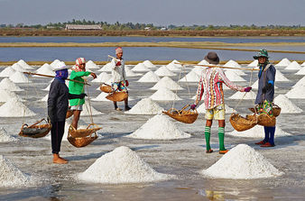 Морска сол - много по-полезният вариант