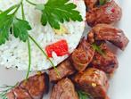 Месо с ориз (класическа рецепта)