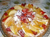 Лесна плодова тарта