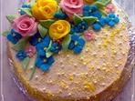 """Торта """"Пролет"""""""