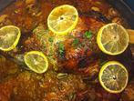 Печен агнешки бут в ароматен сос