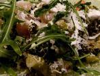 Алабаш и броколи на фурна