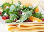 Свежи салатки с рукола